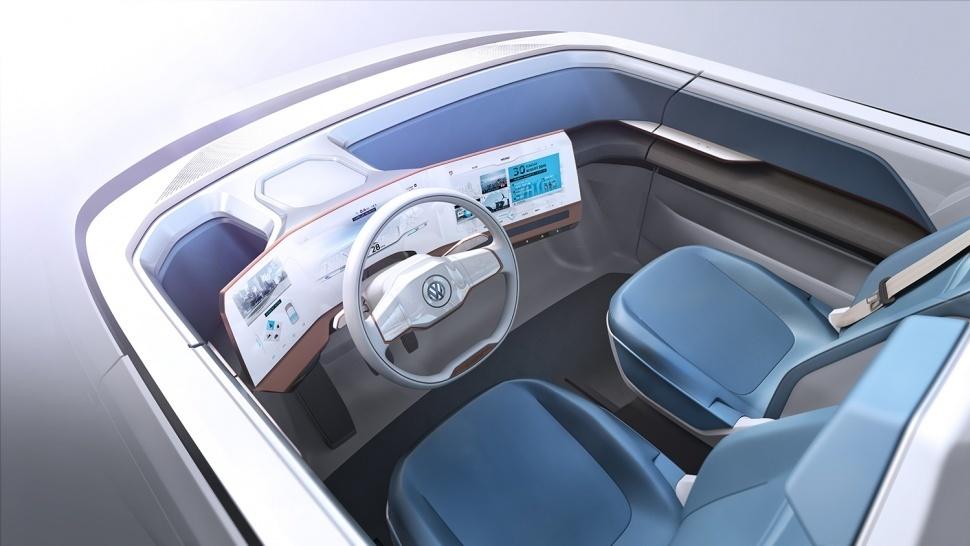 Foto de Volkswagen BUDD-e concept (27/30)
