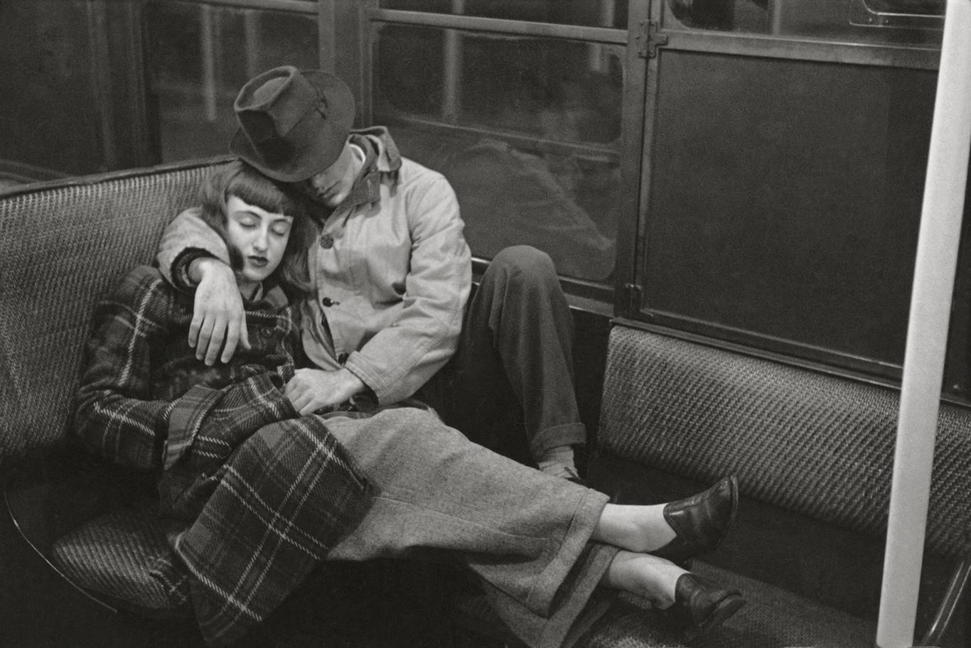 'Through a Different Lens: Stanley Kubrick Photographs', Nueva York según la mirada del que luego sería mítico cineasta
