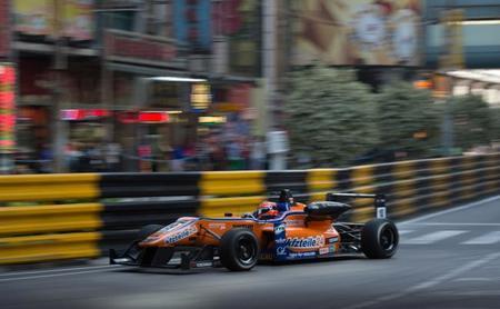 Lucas Auer GP Macao F3 2014