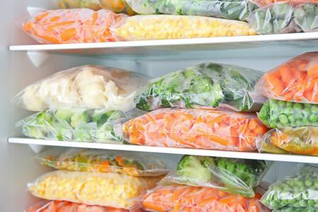 Cómo congelar verduras y frutas en casa correctamente (y no salir ...