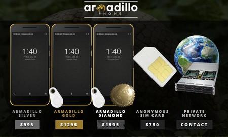 Armadillo Phone