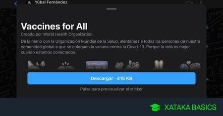 WhatsApp Deep Links: qué son y cómo usarlos para bajar packs de stickers que no están en tu país