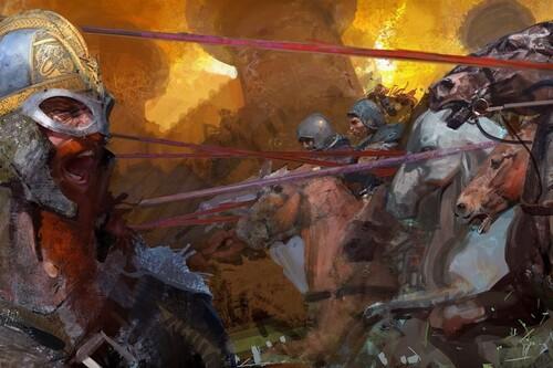 No, no hay un Age of Empires oficial para móviles: así es el tremendo engaño publicitario de Rise of Empires: Hielo y Fuego