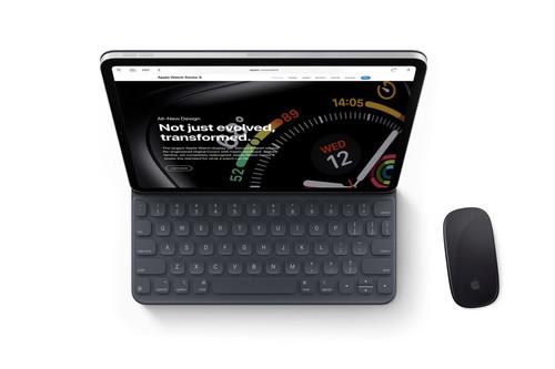Una de cal y una de arena: alegrías y decepciones al utilizar un ratón externo con iPadOS 13.4