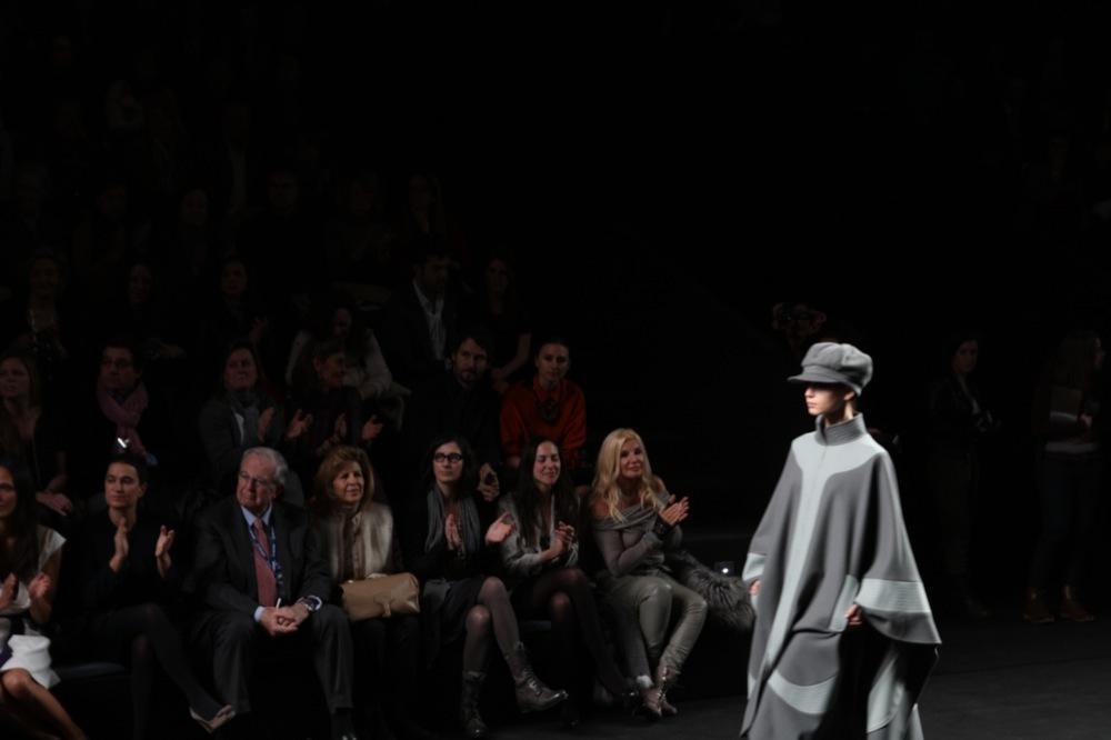 Foto de Jesús del Pozo en la Cibeles Fashion Week Otoño-Invierno 2011/2012 (22/71)