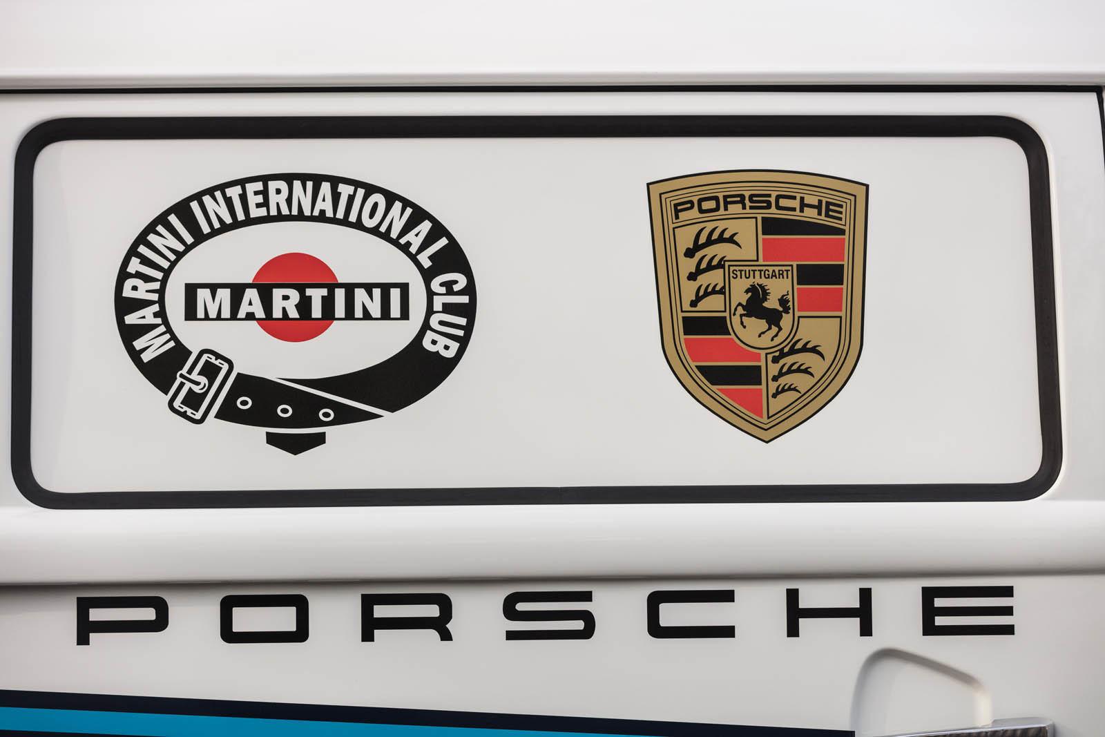 Foto de Porsche 930 clásico a subasta (39/42)