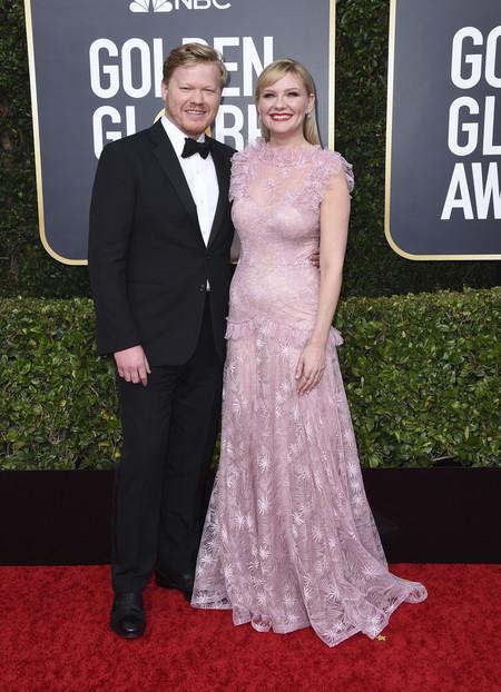 Kirsten Dunst globos de oro 2020