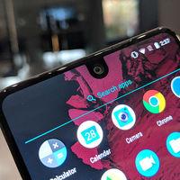 El Essential Phone ya permite forzar las aplicaciones a usar toda la pantalla olvidándose del notch
