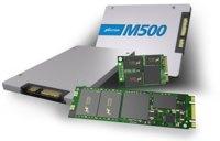 Crucial M500, más almacenamiento flash para equipos delgados