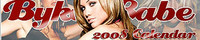 Calendario 2008 Bikerbabe
