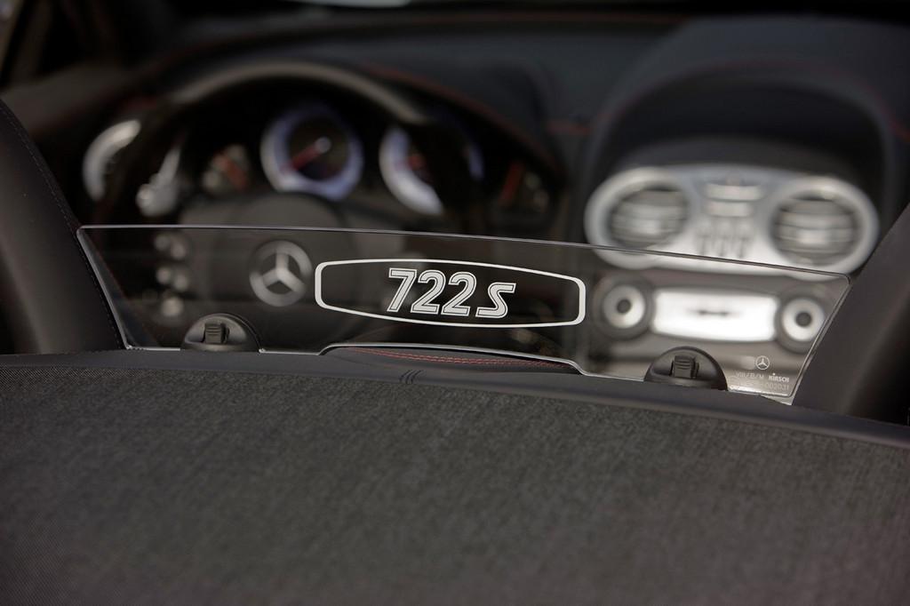 Foto de Mercedes-Benz SLR McLaren Roadster 722 S (20/27)