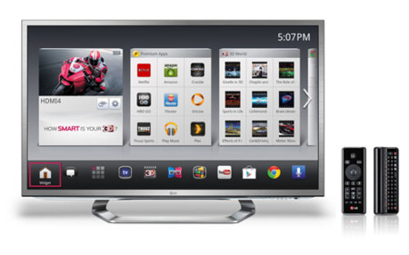 LG Google TV G2
