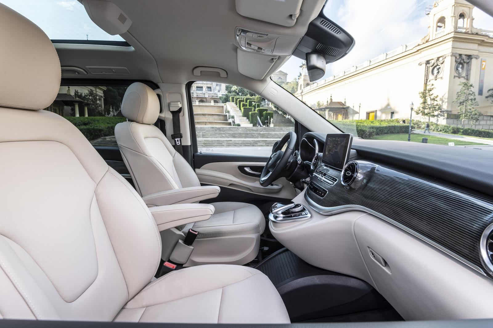 Foto de Mercedes-Benz Clase V 2019 (27/92)