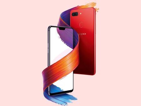 OPPO quiere tener uno de los primeros teléfonos 5G, y un OPPO R15 modificado ha sido el banco de pruebas