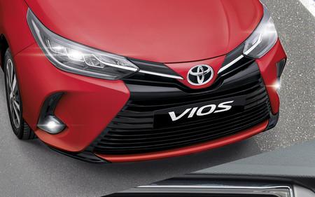 Toyota Yaris 2021 Mexico 3