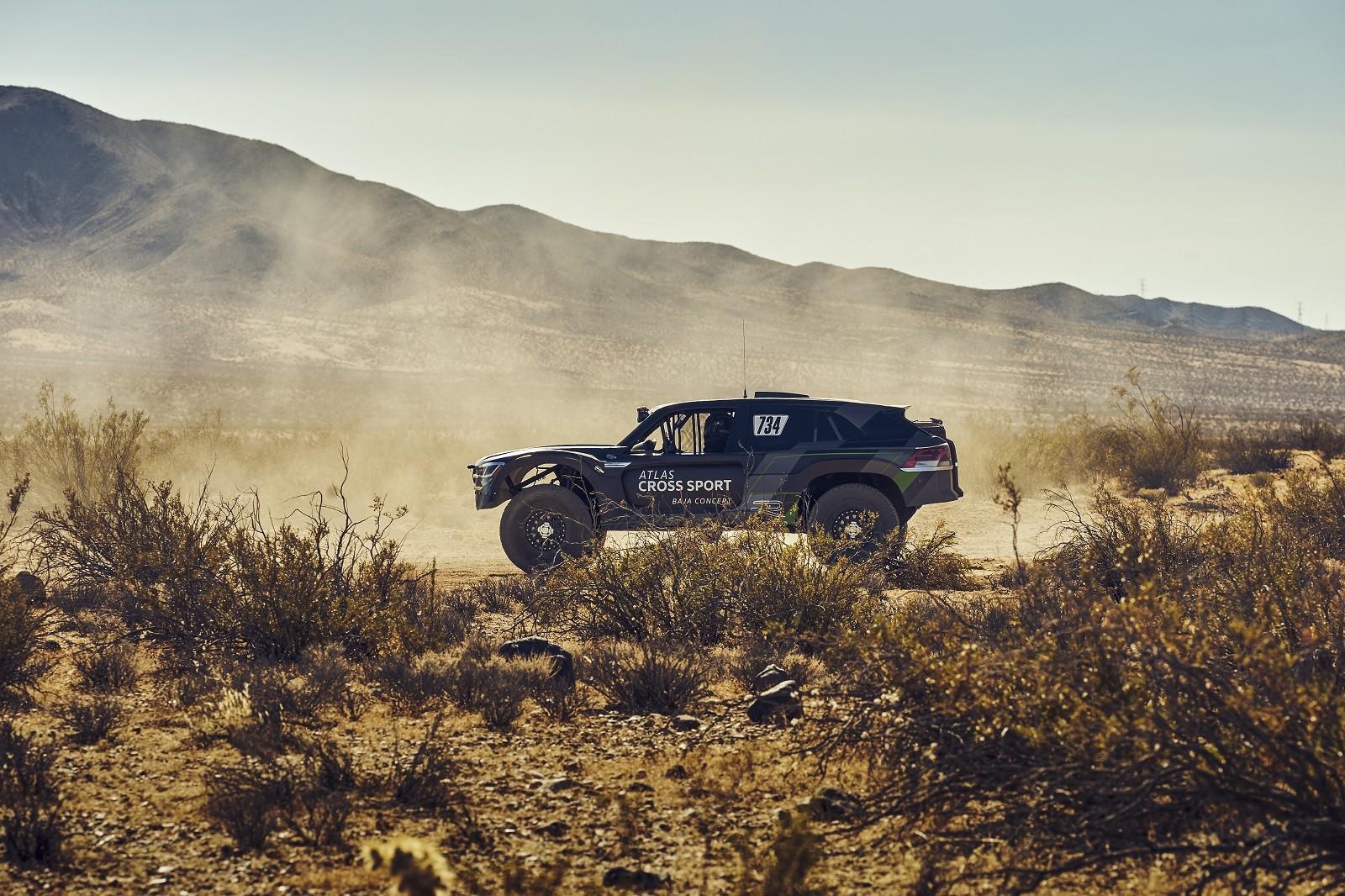 Foto de Volkswagen Atlas Cross Sport R (9/19)