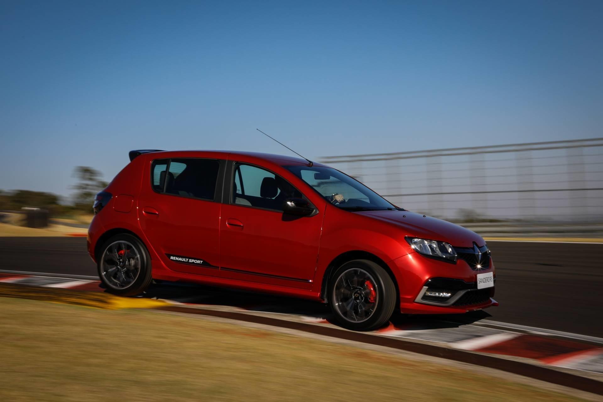 Foto de Renault Sandero R.S. 2020 (11/23)
