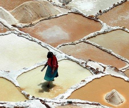 Salt pans by Dachalan
