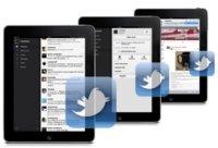 Tres geniales trucos para Twitter en su versión para el iPad