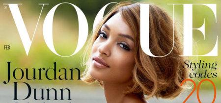 ¿Por qué las modelos negras siguen sin tener sus portadas de moda?