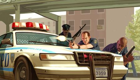 El contenido exclusivo de 'GTA IV' para XBox 360 retrasado hasta 2009