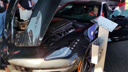 Chevrolet Corvette ZR1 2019, prestaciones desveladas