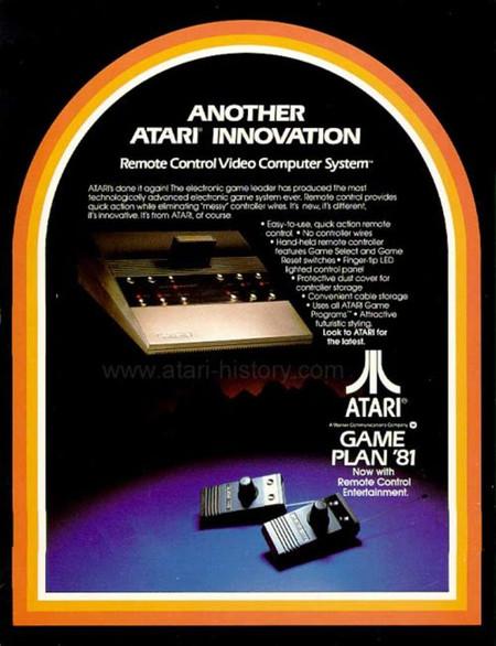 Atari 2700 Ad
