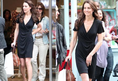 ¡Kate Middleton se va de compras!