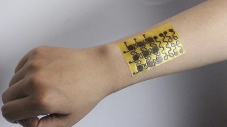 Crean una piel sintética capaz de medir la presión del tacto, reciclable y capaz de autorrepararse