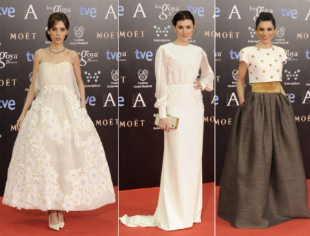 Delpozo Premios Goya 2014