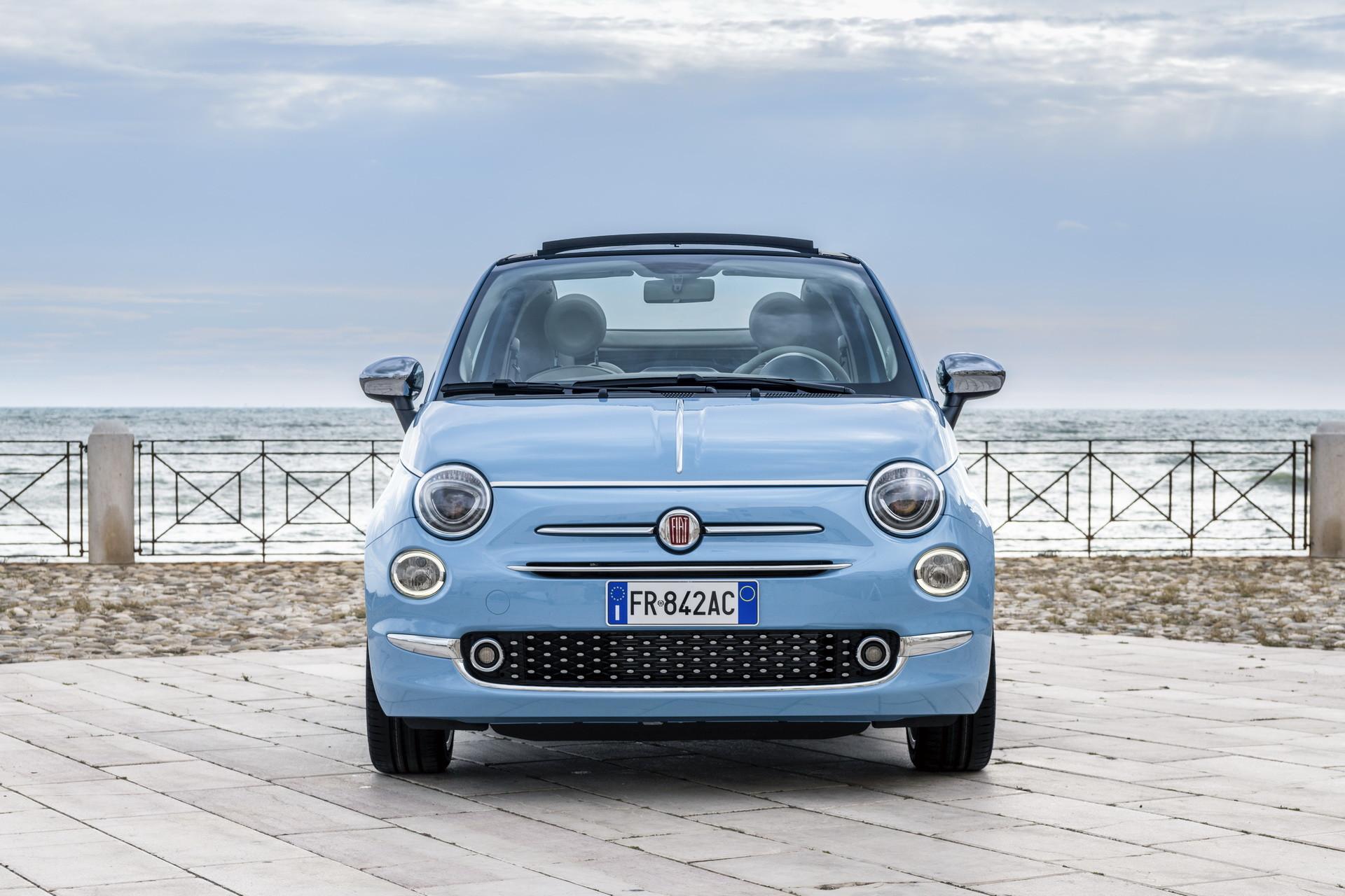 Foto de Fiat 500 Spiaggina 58 (1/17)