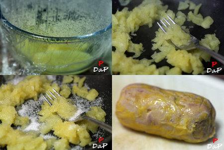 Hacer Aperitivo de foie y compota de manzana
