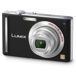 Panasonic Lumix DMC-FX55 y FX33 con 8 megapíxeles