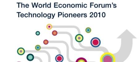Premios Technology Pioneers 2010: Amiando, Twitter y Playfish destacados