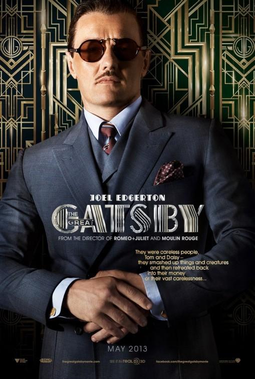 Foto de 'El gran Gatsby', carteles de los protagonistas (5/6)