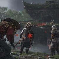 Ghost of Tsushima está inspirado en Zelda y Shadow of the Colossus y revela más detalles de su mundo, jugabilidad y banda sonora