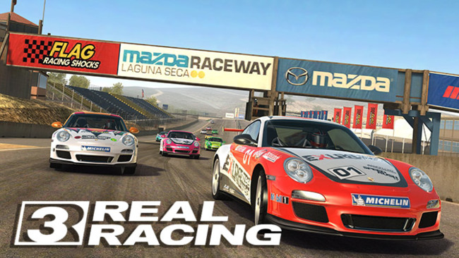 Real Racing 3 para iPhone 5