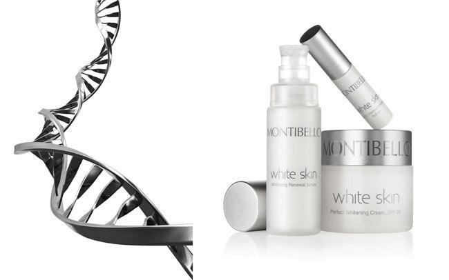 White Skin MOntibello cadena ADN