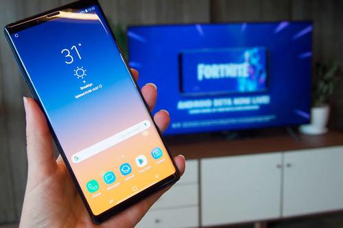 Comparativa del Samsung Galaxy Note 9 frente a iPhone X, Huawei P20 Pro, Xiaomi Mi 8 y los demás smartphones de gama alta