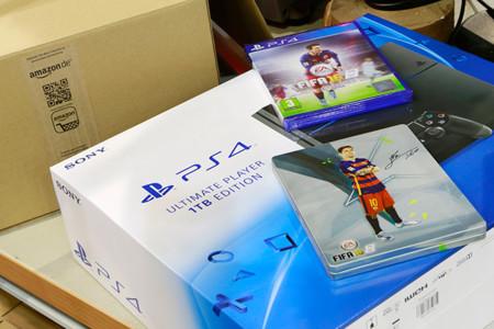 Amazon y FNAC lanzarán una oferta exclusiva con la PS4 de 1TB y el FIFA 16 por 399 euros [actualizado]