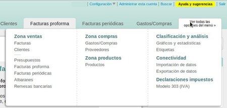 Factura Directa sigue incorporando novedades y presume de nueva API
