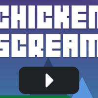 Chicken Scream, un divertido, pero extraño juego móvil manejado a base de gritos