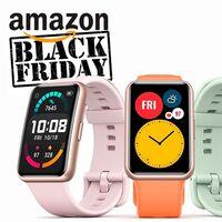 Este reloj inteligente está más barato que nunca por el Black Friday: Amazon te deja el Huawei Watch Fit por sólo 89 euros