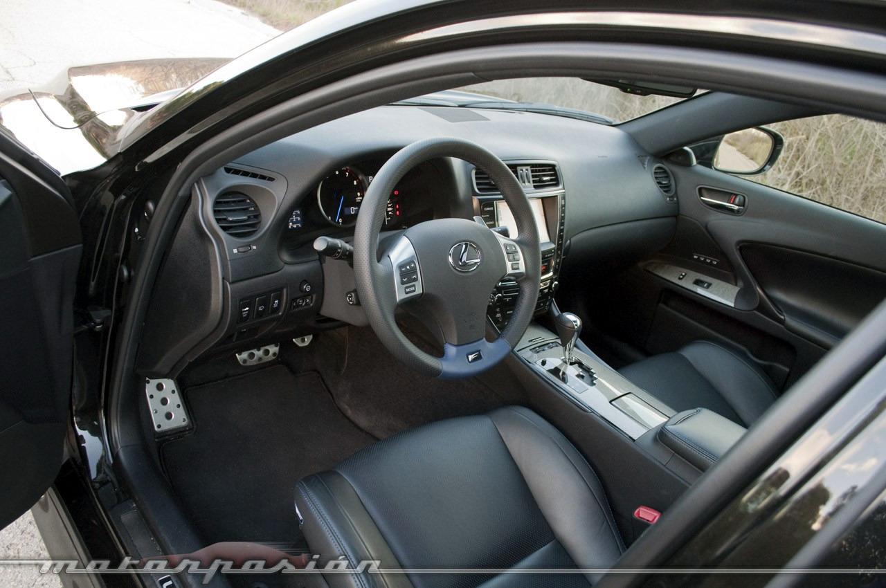 Foto de Lexus IS F (prueba) (27/46)