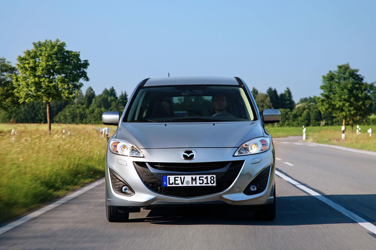 Foto de Mazda5 2010 (20/121)