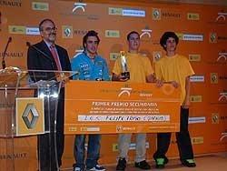 Fernando Alonso apadrina un programa de seguridad vial para jóvenes