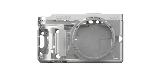 Lumix GX7 cuerpo magnesio