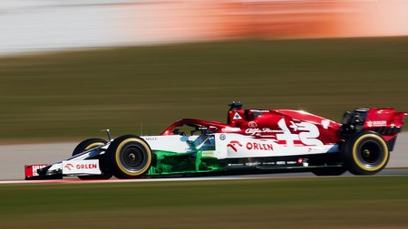 Raikkonen Formula 1 2020