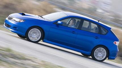 Subaru Impreza 2007, fotos oficiales