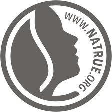 logo natrue sello calidad weleda